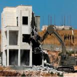تخریب خانههای فلسطینی در کرانۀ غربی